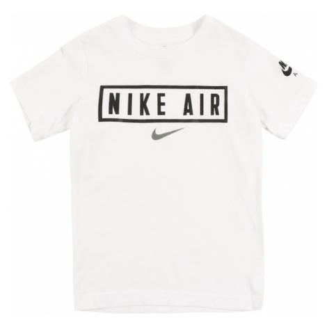 Nike Sportswear Koszulka 'NIKE AIR BOX S/S TEE' biały