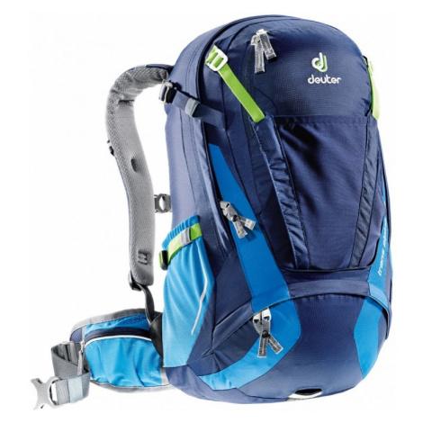 DEUTER Plecak rowerowy TRANS ALPINE 30-Niebieski