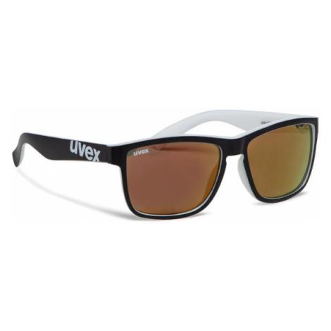 Uvex Okulary przeciwsłoneczne Lgl 39 S5320122816 Czarny