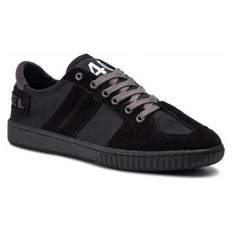 Sneakersy DIESEL - S-Millenium Lc Y01841 PS237 H7106 Black/Castlerock
