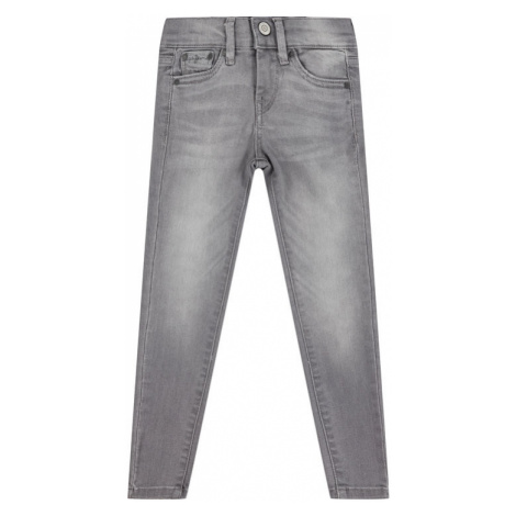 Pepe Jeans Jeansy PG200242 Szary Skinny Fit