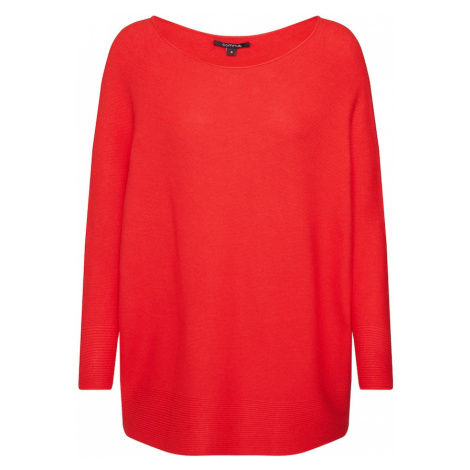 COMMA Sweter czerwony