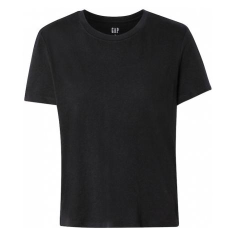 GAP Koszulka 'SHRUNKEN' czarny