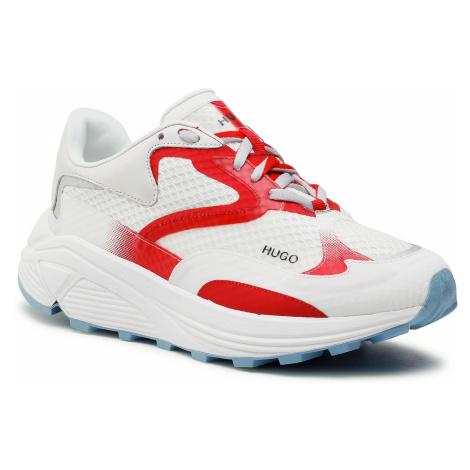 Sneakersy HUGO - Horizon 50447295 10233122 121 Open White 121 Hugo Boss