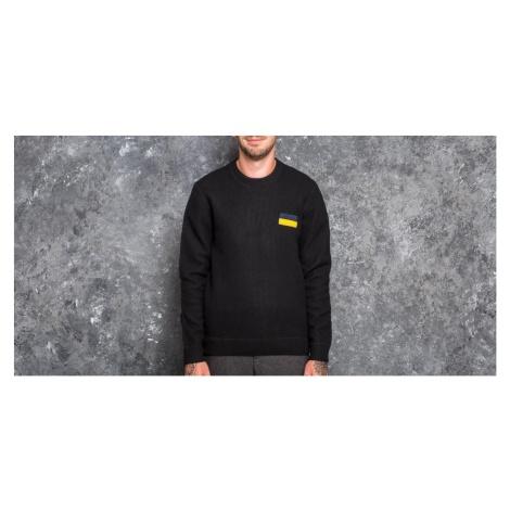WOOD WOOD Jackson Sweater Black