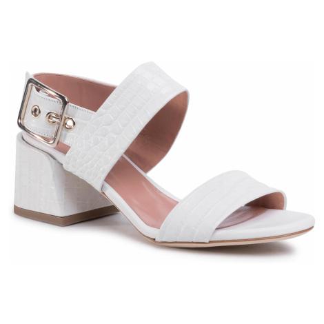 Sandały TWINSET - Sandalo 201TCT014 St. Cocco Neve 04290