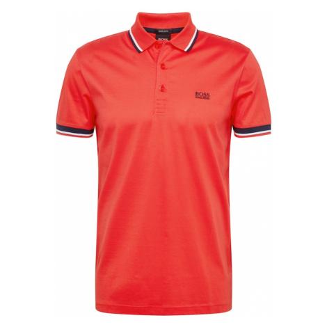 BOSS ATHLEISURE Koszulka 'Paddy AP' czerwony Hugo Boss