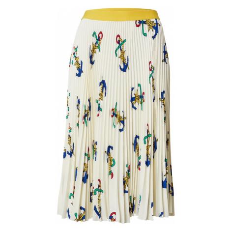 UNITED COLORS OF BENETTON Spódnica mieszane kolory / pełnobiały