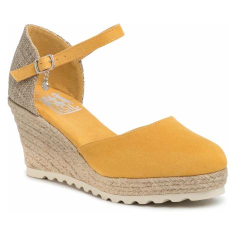 Espadryle XTI - 34286 Yellow