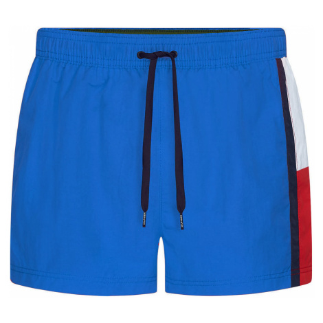 Tommy Hilfiger niebieski męski strój kąpielowy Short Drawstring