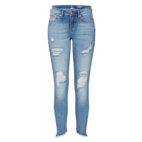 TOM TAILOR DENIM Jeansy 'JONA' niebieski denim