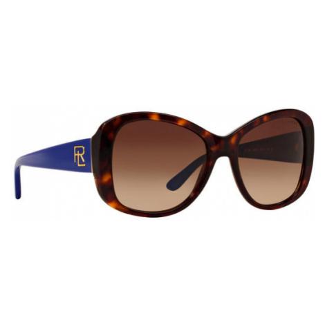 Lauren Ralph Lauren Okulary przeciwsłoneczne 0RL8144 500313 Brązowy