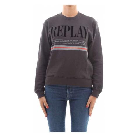 Crewneck Sweatshirt Replay