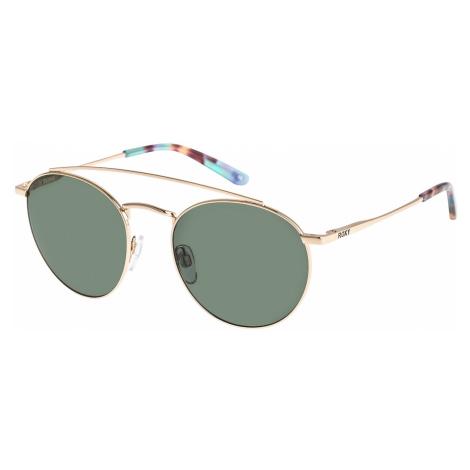 okulary Roxy Flume - XRRG/Shiny Gold/Green