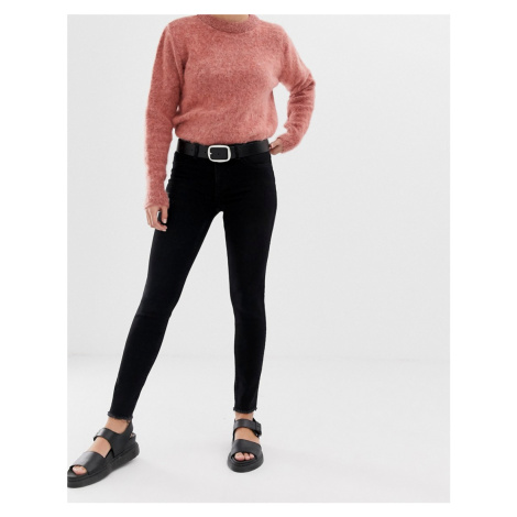 2NDDAY Jolie mid rise skinny jean with frayed hem 2nd Day