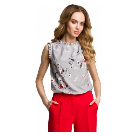 Made Of Emotion Woman's Blouse M384