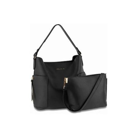 Anna Grace AG00696 kabelka přes rameno černá