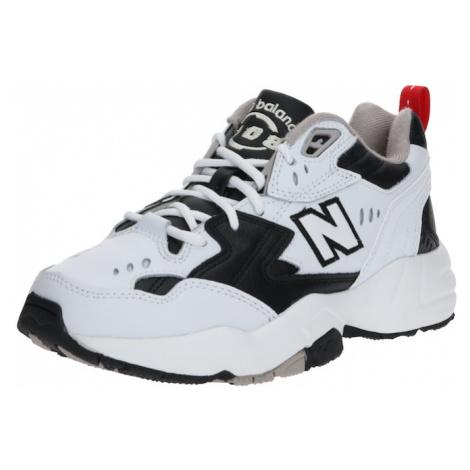 New Balance Trampki niskie 'WX608' biały / czarny