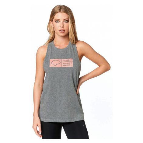 koszulka Fox Tracker - Heather Graphite