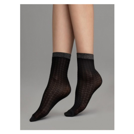 Fiore Woman's Socks Jazz  100 Den