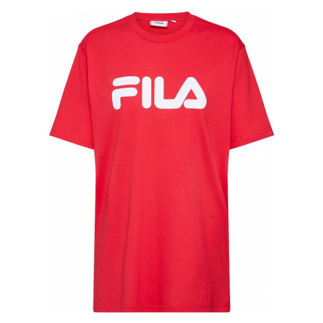 FILA Koszulka 'PURE' czerwony