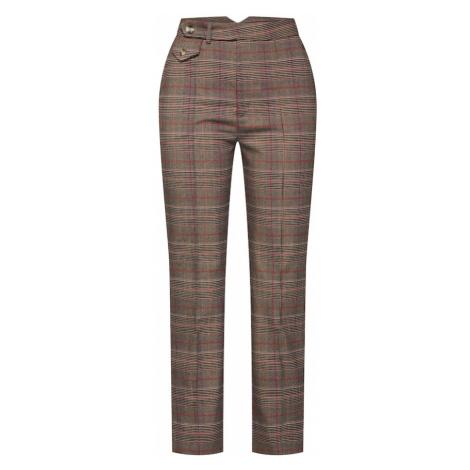 Pepe Jeans Spodnie 'LIA' brązowy