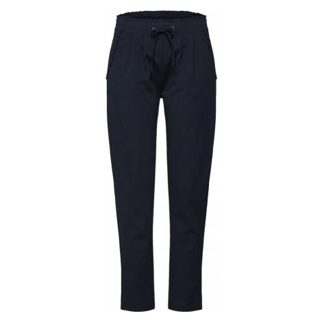 JACQUELINE de YONG Spodnie 'JDYCATIA PANTS JRS NOOS' ciemny niebieski