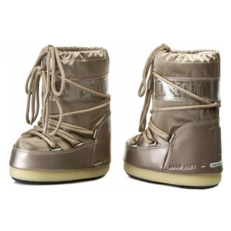 Moon Boot Śniegowce Glance 14016800001 Złoty
