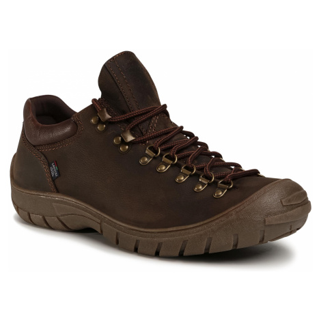 Półbuty LASOCKI FOR MEN - MB-UZI-01 Brown