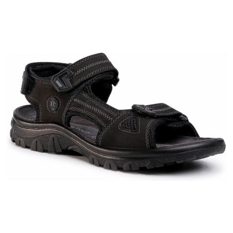 Sandały MARCO TOZZI - 2-18400-24 Black Comb 098