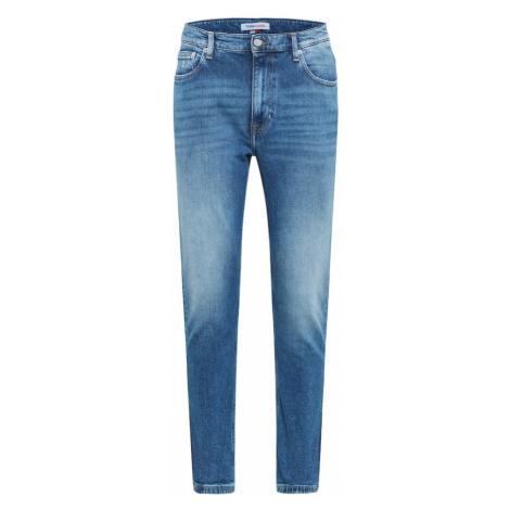 Tommy Jeans Jeansy 'DAD JEAN STRGHT OLBC' niebieski denim Tommy Hilfiger