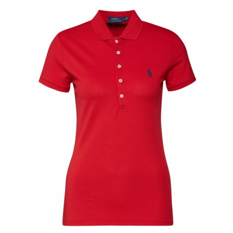 POLO RALPH LAUREN Koszulka 'JULIE' czerwony