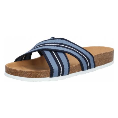 ESPRIT Pantofle 'Molly' granatowy / niebieski