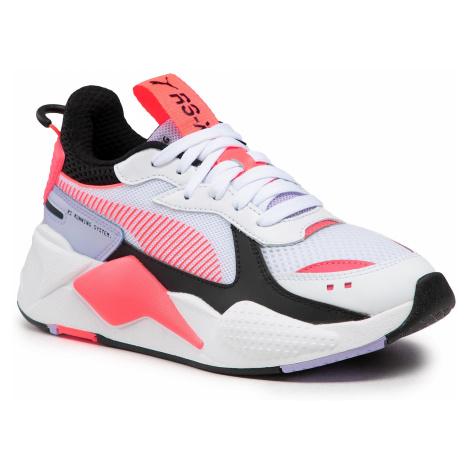 Sneakersy PUMA - Rs-X 90S 370716 07 White/Igni Pink/Ignite Pink