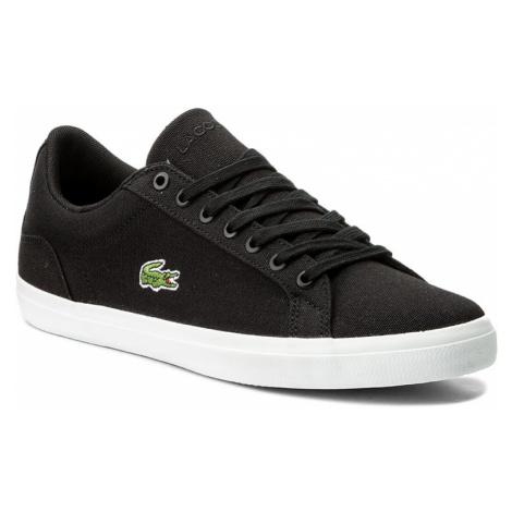Sneakersy LACOSTE - Lerond Bl 2 Cam 7-33CAM1033024 Blk
