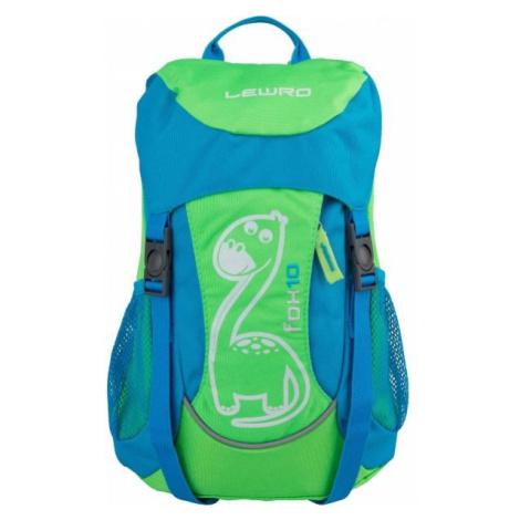 Lewro FOX 10 zielony NS - Plecak dziecięcy