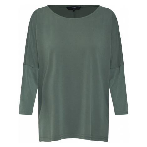 VERO MODA Koszulka 'CALLI' zielony