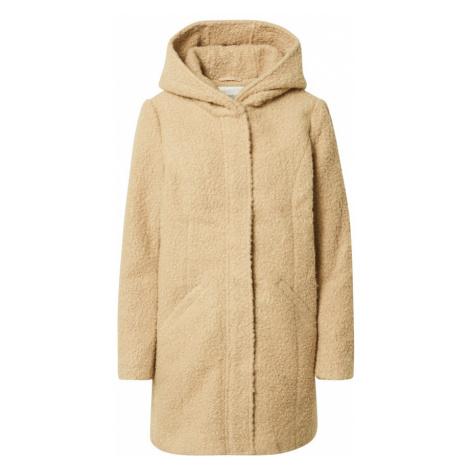 JACQUELINE de YONG Płaszcz zimowy 'Sonya' beżowy