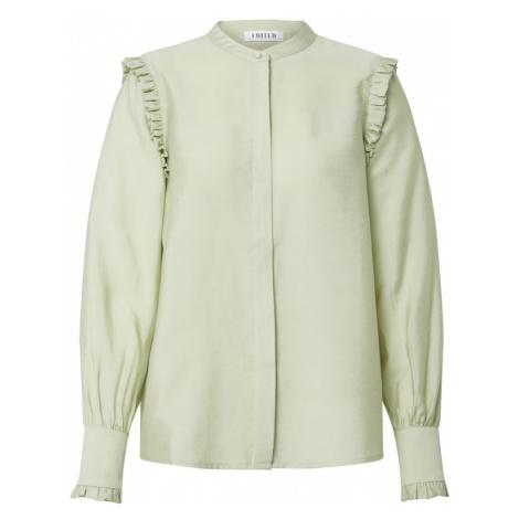 EDITED Bluzka 'Hilda' pastelowy zielony
