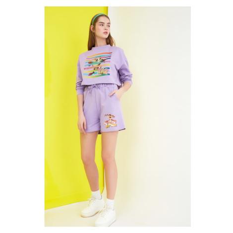 Szorty damskie Trendyol Knitwear