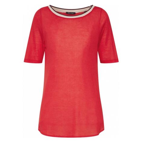 Marc O'Polo Koszulka czerwony / biały