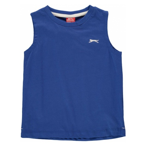Slazenger Sleeveless T Shirt Infant Boys