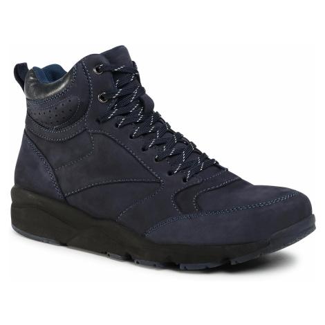 Trzewiki SERGIO BARDI - MI07-B10-A839-02 Cobalt Blue