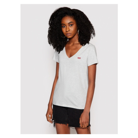 Levi's® T-Shirt The Perfect Tee 85341-0020 Szary Regular Fit Levi´s