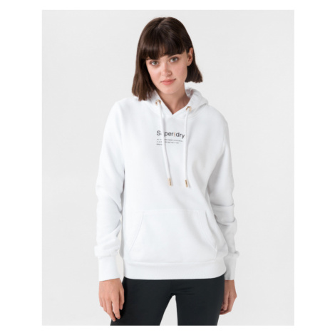 SuperDry Minimal Flagship Entry Bluza Biały
