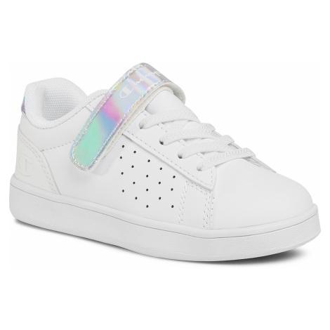 Sneakersy CHAMPION - Alexia G Ps S31545-F20-WW016 Wht