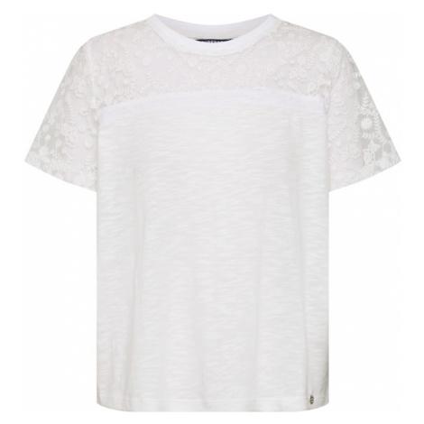 Superdry Koszulka 'ROWAN EMB' biały