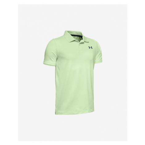 Under Armour Polo T-shirt dziecięcy Zielony