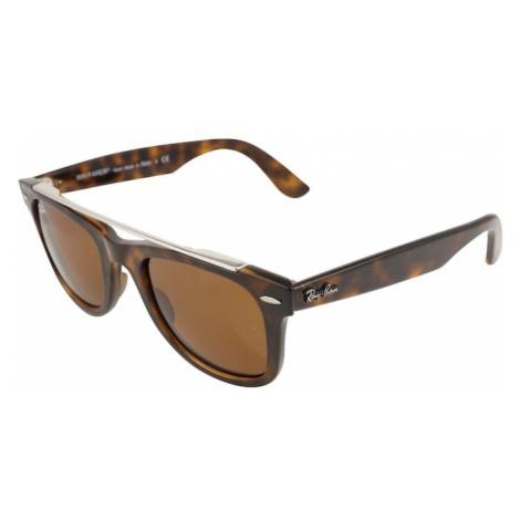 Ray-Ban Okulary przeciwsłoneczne 'WAYFARER' brązowy