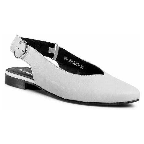 Sandały KARINO - 3285/002-P Szary